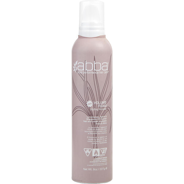 abba volume foam 8oz