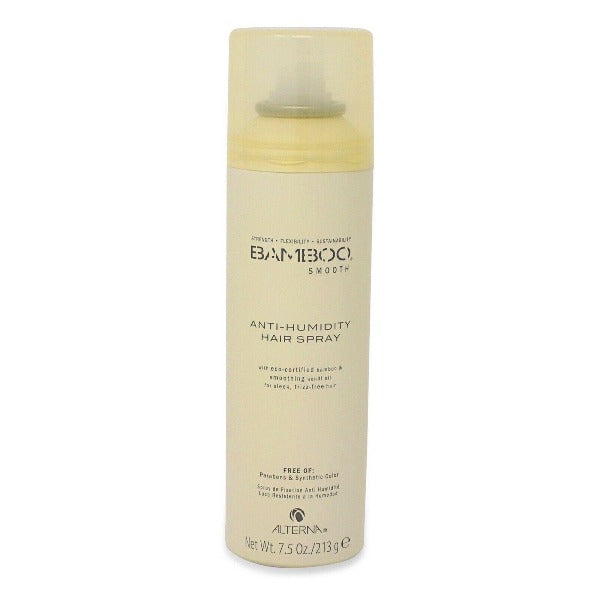 Alterna Bamboo Smooth Anti-Humidity Hair Spray 7.5 oz