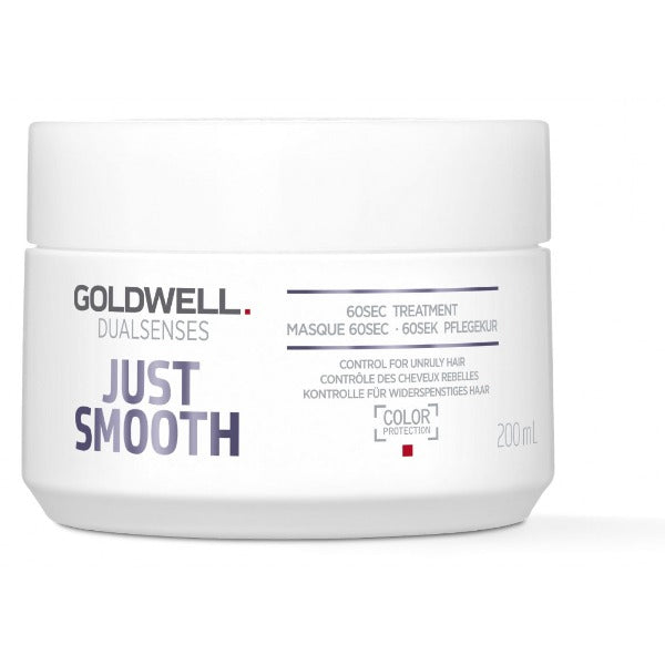 goldwell Dualsenses Just Smooth 60sec Treatment