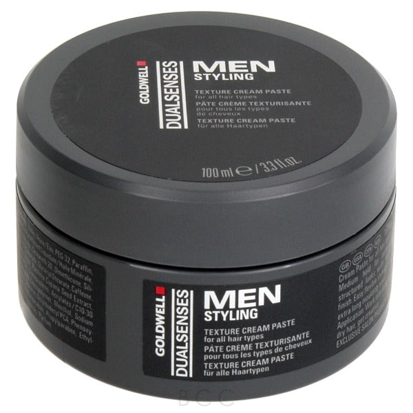 goldwell Dualsenses for Men Texture Cream Paste 3.3oz