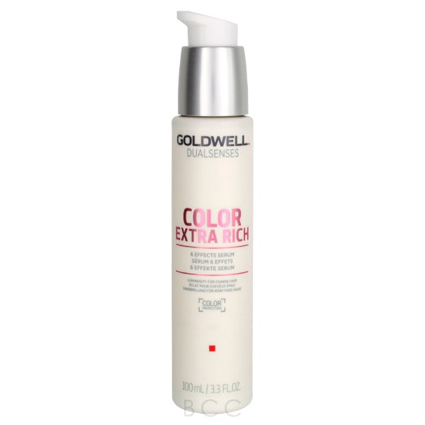 goldwell Dualsenses Color Extra Rich 6 Effects Serum 3.3oz