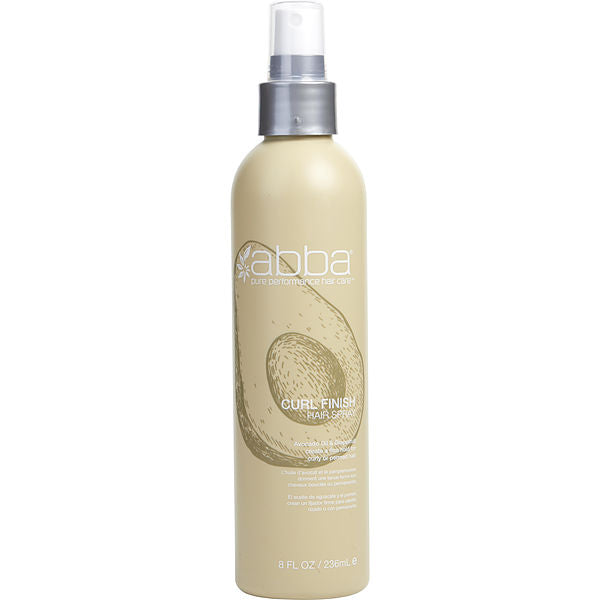 abba curl prep hair spray 8oz