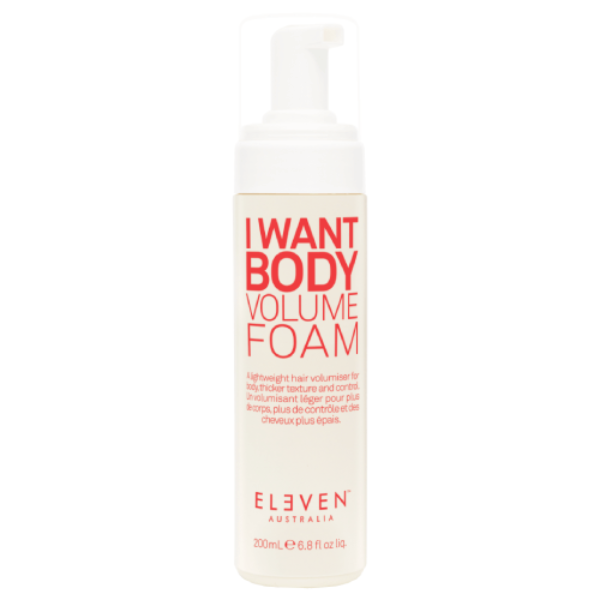 eleven australia I Want Body Volume Foam 6.8oz