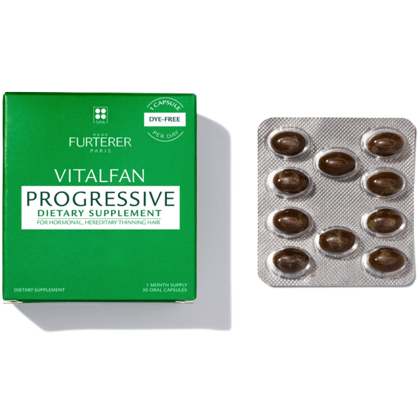 rene furterer VITALFAN PROGRESSIVE DIETARY SUPPLEMENT