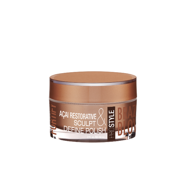 brazilian blowout restorative sculpt and define polish 2oz
