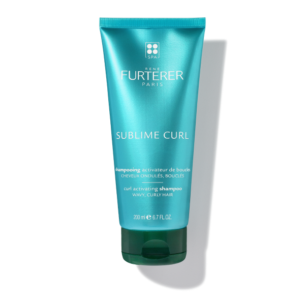 rene futerer SUBLIME CURL CURL ACTIVATING SHAMPOO