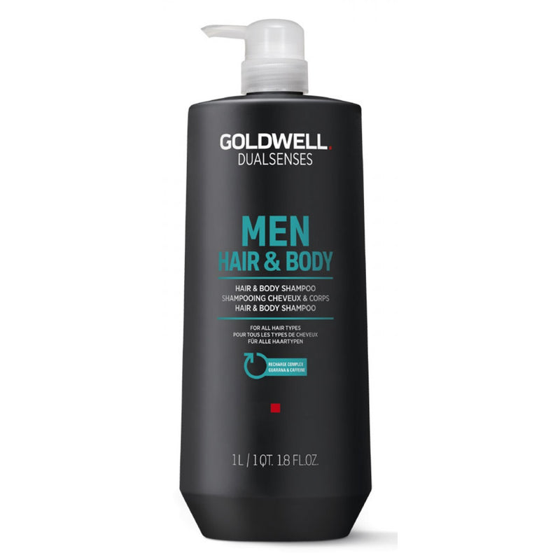 goldwell Dualsenses for Men Hair & Body Shampoo