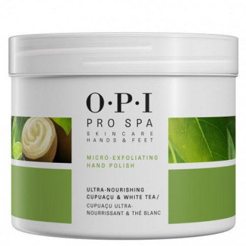 wella opi pro spa Micro-exfoliating Hand Polish