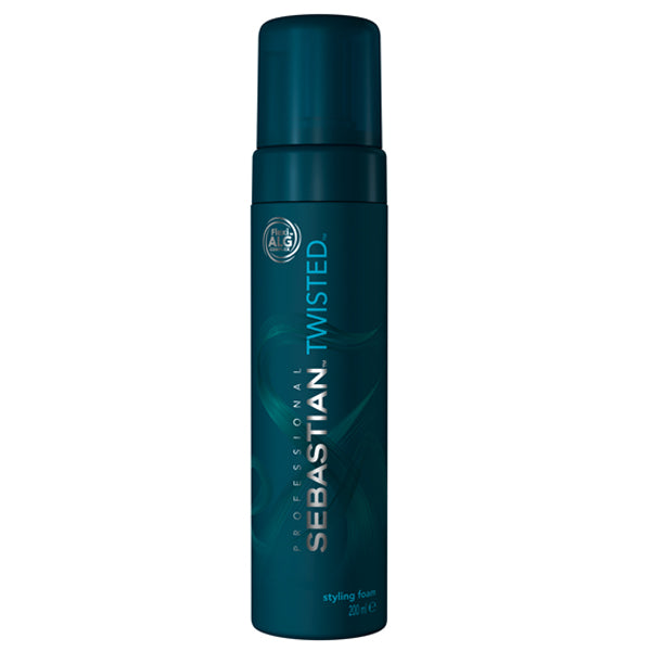 wella sebastian pro twisted curl lifter foam 6.7oz
