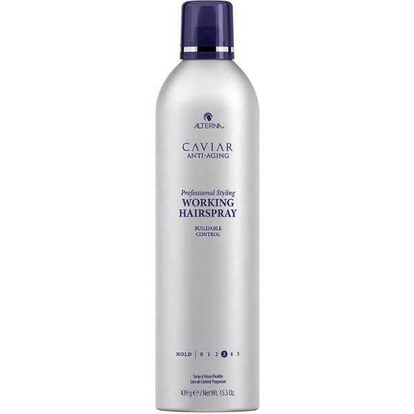 alterna CAVIAR ANTI-AGING  PROFESSIONAL STYLING WORKING HAIRSPRAY 15.5oz