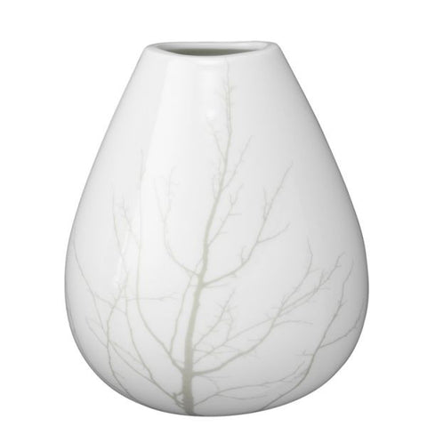 Porcelain wall vase - Branch