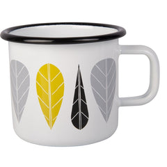 MLA Enamel Mug - Leaves