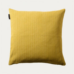 Zig Zag Cushion - Yellow
