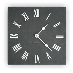 Recycled Wall Clock - Traditional