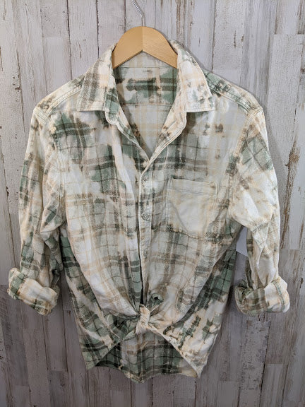 Distressed Flannel