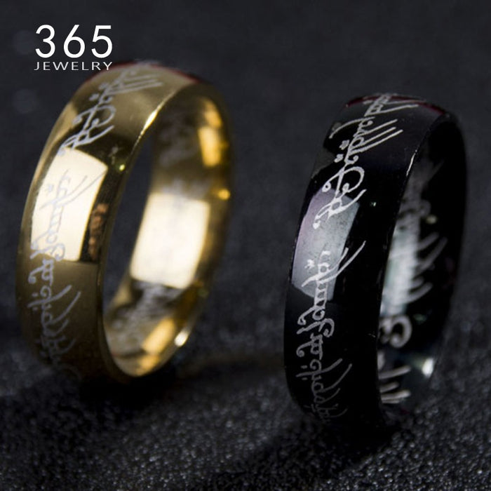 Der Ring aus Lord of the Ring