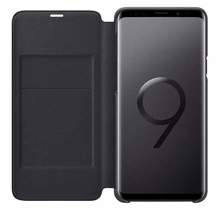 Original Samsung S9 LED Smart Leder Case für Samsung Galaxy S9 S9 + S9 Plus G960 G965