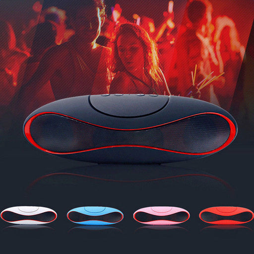Mini Bluetooth 3D Bass System Box
