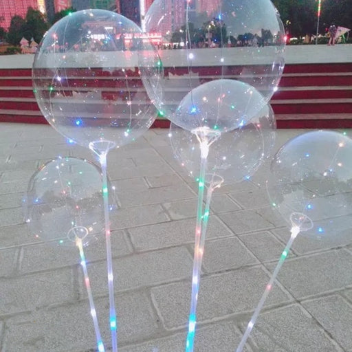 Lichtspektakel - Mit LED Ballons zum emotionalem Event-Highlight