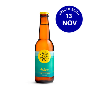 [11|13] Sunshine Pilsner 5.0% 6x330ml bottles