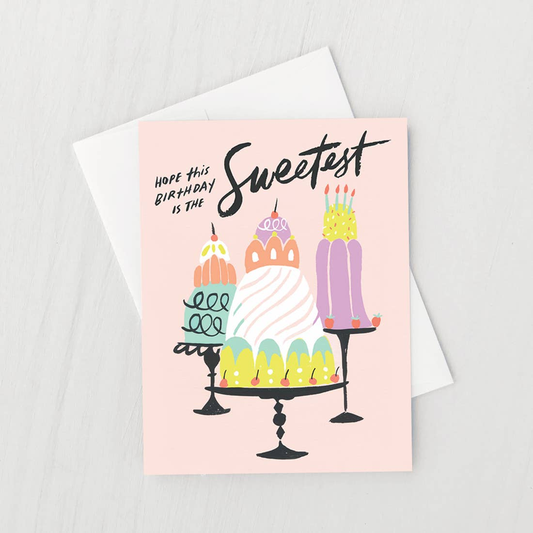 Idlewild Co. Hope This Birthday Is The Sweetest Card