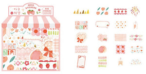 Deco Stickers, Sweet Pink Life