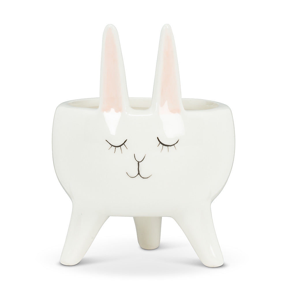 Mini Rabbit Planter