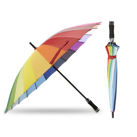 Colour Wheel Umbrella