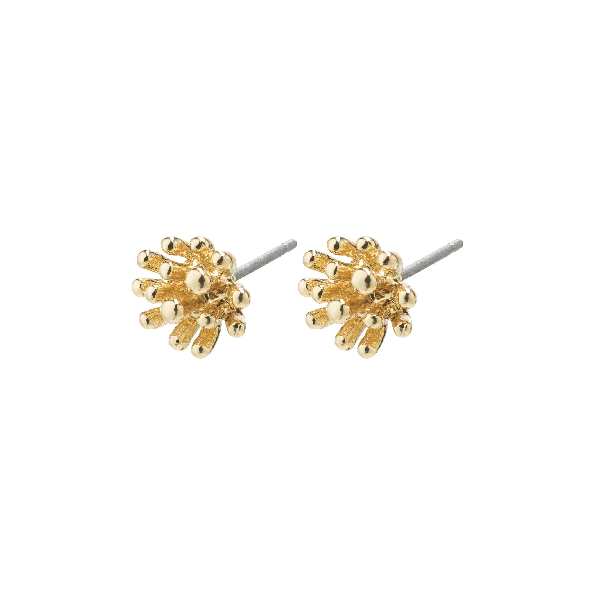 Pilgrim Bendita Earrings, Gold