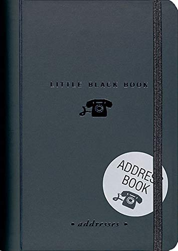 Little Black Book, Address Book