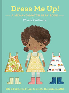 Dress Me Up! A Mix and Match Play Book
