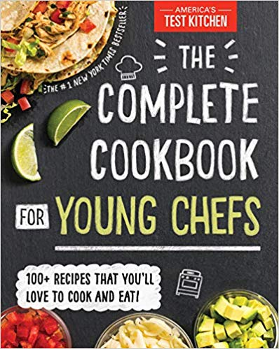 America's Test Kitchen: The Complete Cookbook for Young Chefs