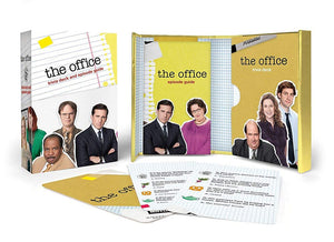 The Office Trivia Deck and Episode Guide