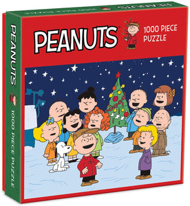 Peanuts Christmas, 1000 Piece Puzzle