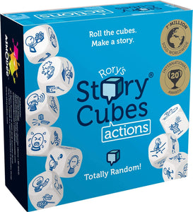 Rory's Story Cubes, Actions