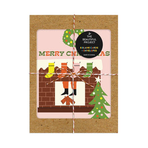 Merry Christmas, Box of 8 Cards