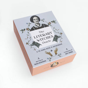 The Literary Witches Oracle: A 70 Card Deck & Guidebook