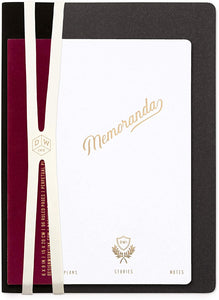 Designworks Ink Memoranda Notebook Set