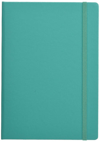 Leuchtturm 1917 Hardcover, Medium Dotted Notebook, Emerald