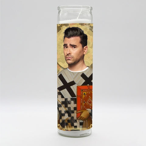 David Rose Prayer Candle