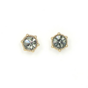 Lover's Tempo Astrid Earrings, Black Diamond