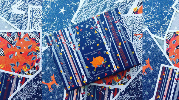 The Fox and the Star Notecards