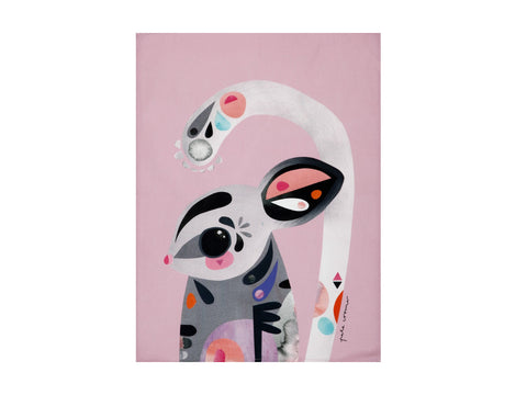 Peter Cromer Collection Tea Towel, Sugar Glider