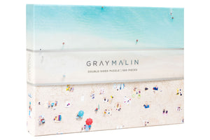 Gray Malin Hawaii Double-Sided, 500 Piece Puzzle
