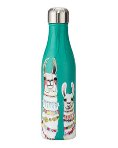 Studio Oh! Boho Llama Duo 17oz. Water Bottle