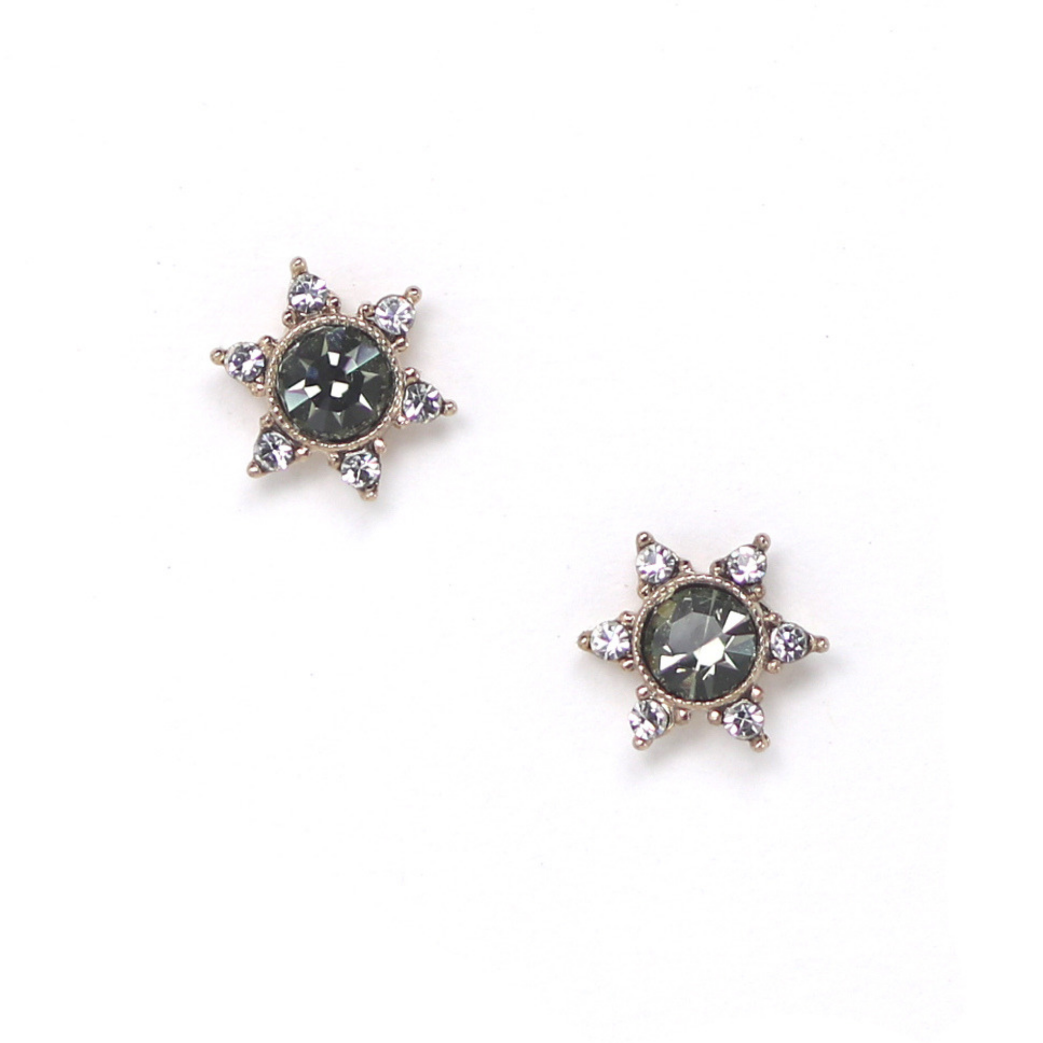 Lover's Tempo Starlit Earrings, Black Diamond