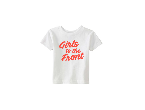 BBX Collection Girls To the Front Shirt, Children's