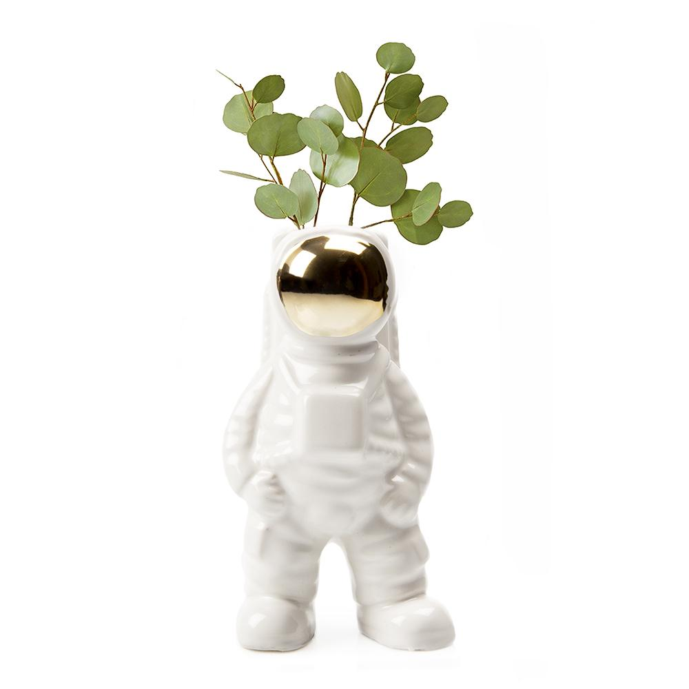Yuri the Astronaut Vase
