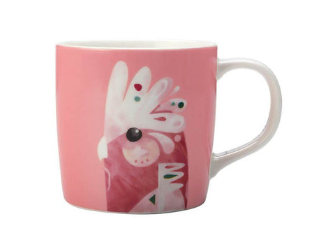 Peter Cromer Collection Mug, Galah