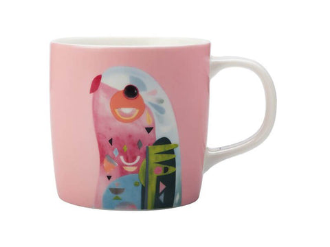 Peter Cromer Collection Mug, Parrot